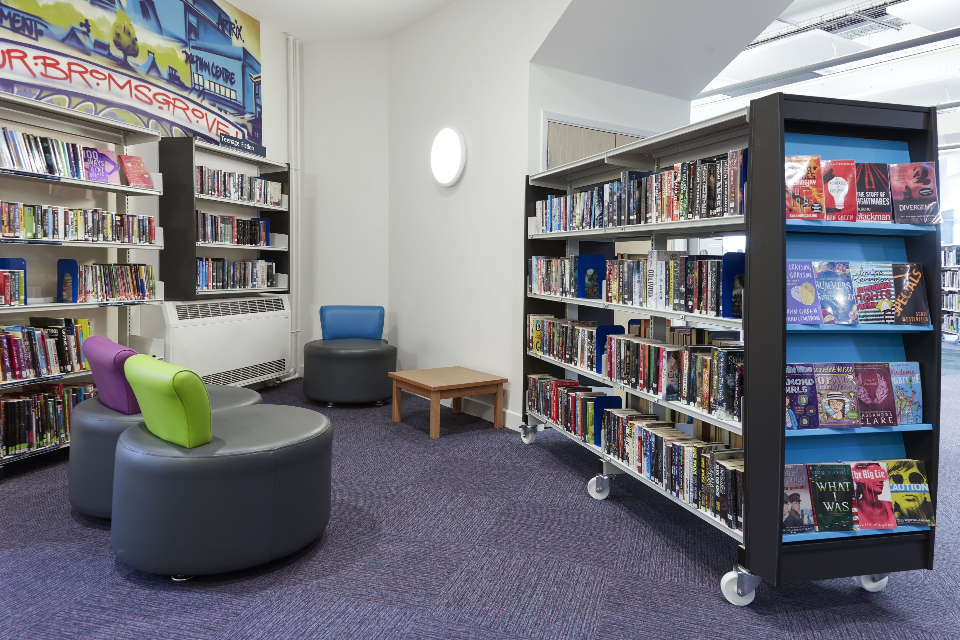 an image for Bromsgrove Library