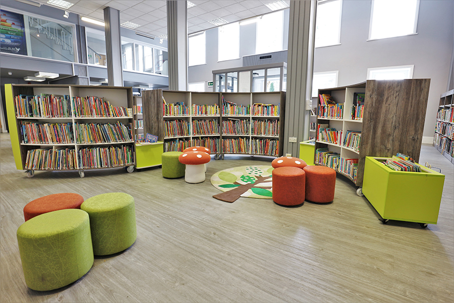 an image for Carmarthen Library