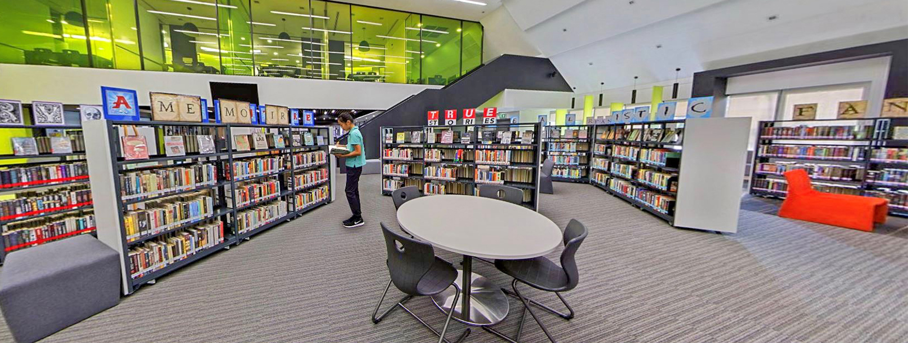 An image for International libraries
